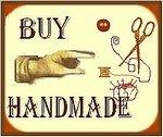 Buy Handmade Logo Button