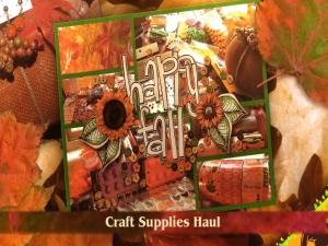 Craft Supplies Haul thumbnail