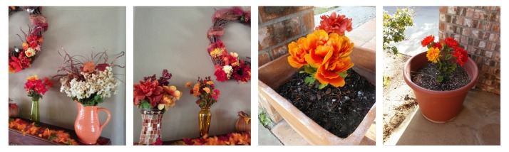 extra flower collage