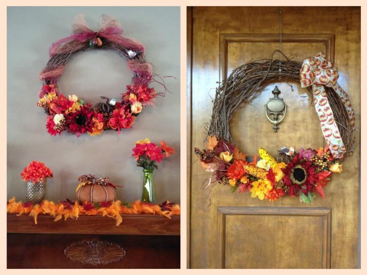 wreathe collage