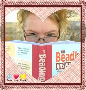 Peace Love Books Frame